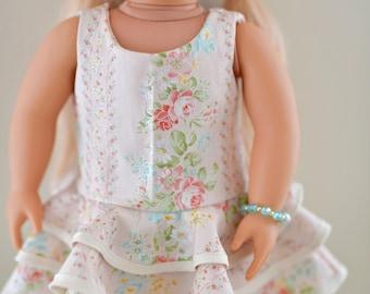 Spring Doll Dress