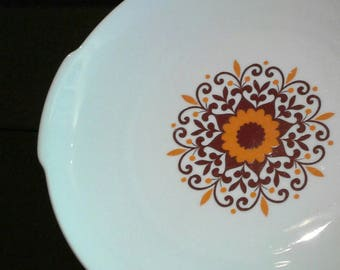 70s vintage Pastry Dish / Serving Plate - by Winterling Bavaria