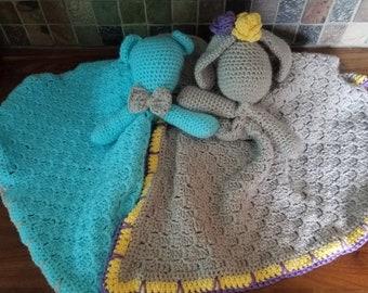 Handmade Baby Lovies