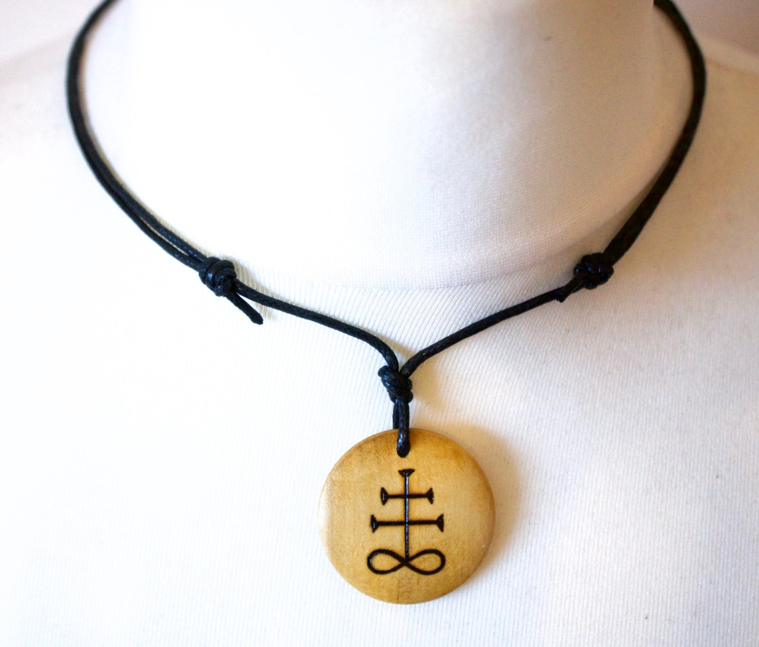 The leviathan cross necklace brimstone symbol jewellery church zoom biocorpaavc Images