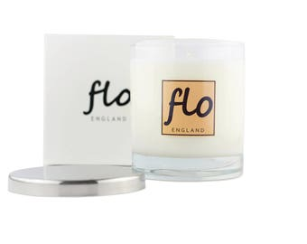 Scented soy wax candle - Energise