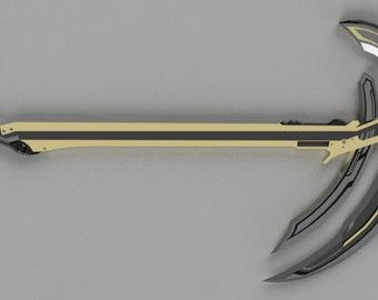 Reaper Prime - Warframe - 3D Model