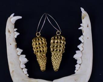 Lupine Earrings