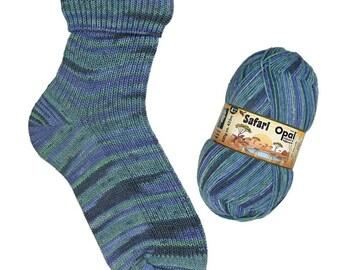 Opal Sock Yarn Safari superwash 100g/465yds #9537