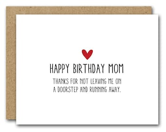Happy birthday mom card printable birthday greeting card for printable mom birthday card funny mom card instant download happy birthday card bookmarktalkfo Gallery