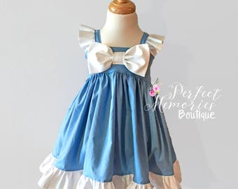 Fancy Cinderella Dress | Cinderella Birthday Party | Cinderella | Girls Cinderella Dress | Toddler Cinderella | Princess Dress | Birthday