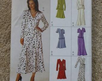 Vogue pattern V7822 Vogue easy options