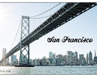 Magnet - SF Bay Bridge