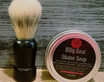Shave Soap Combo