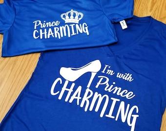 Prince Charming T-Shirt Set