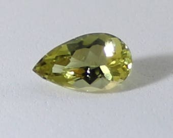Canary Yellow Tourmaline 2.85ct