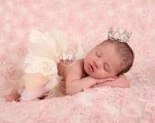 Lace Newborn Baby Tutu in...