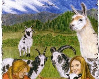 Jacob Sheep & More...not just a coloring book