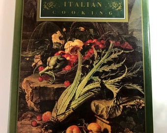 The Heritage of Italian Cooking, Cook books, Cooking, Vintage Cook Books