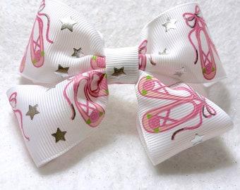 Girly Ballerina Bow