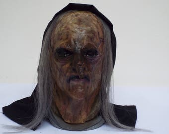 Salem Witch Latex Mask