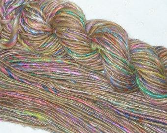 Yarn Faux Cashmere and Superwash Wool Yarn for Knitting or Crochet