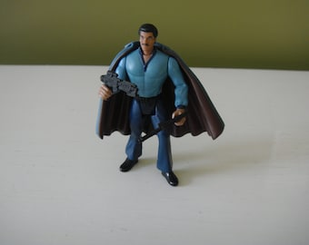 Vintage Star Wars - Lando Calrissian  - The Power of the Force - 1995