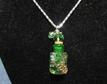 Pick Your Poison Perfume Bottle Pendant