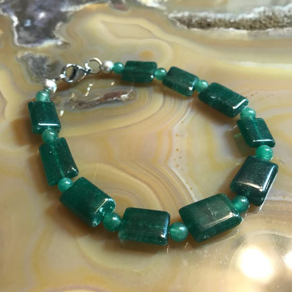 Green Aventurine Bracelet