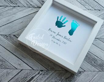 Personalised Hand & Footprints