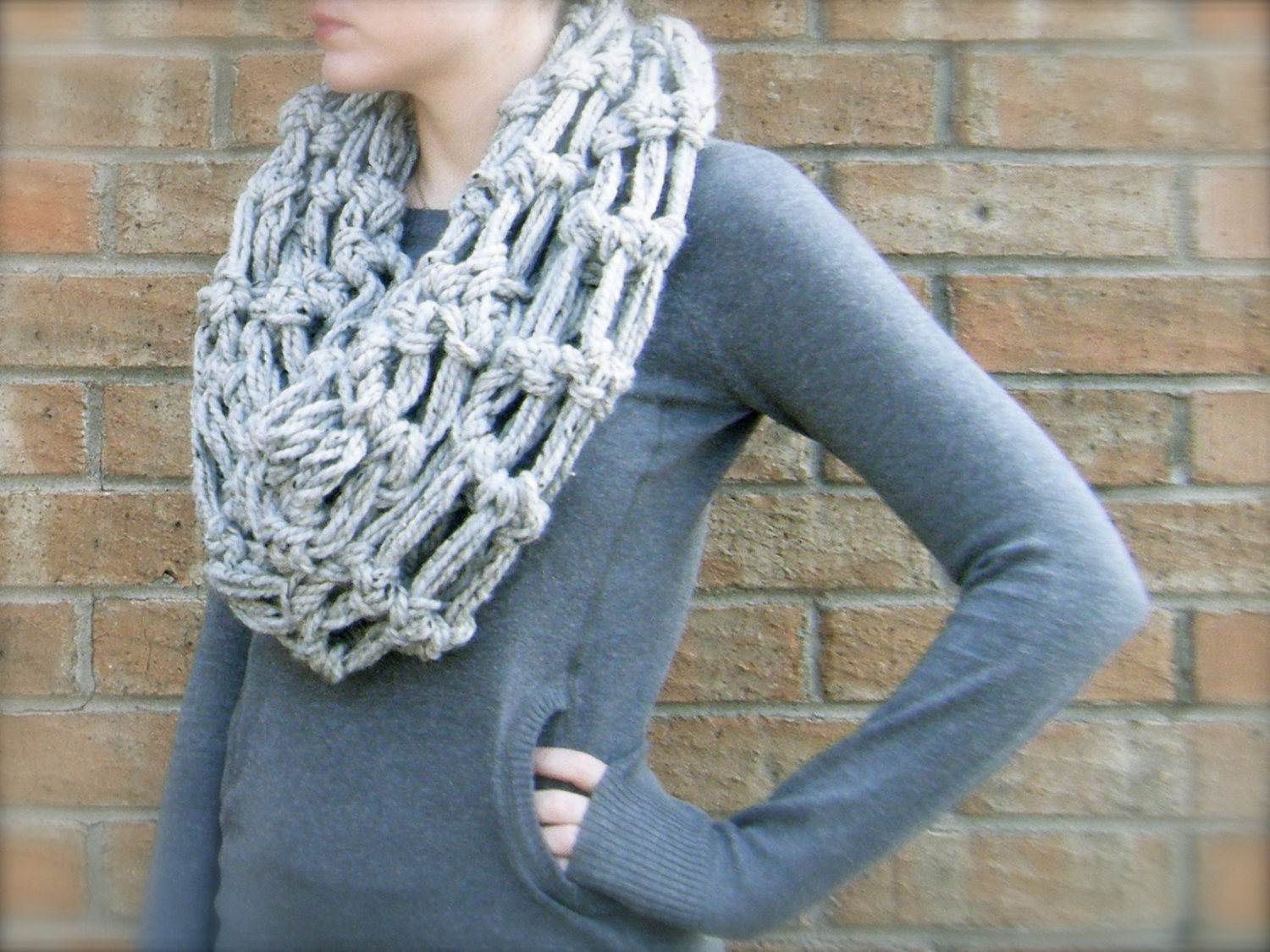 Diy crochet pattern the oslo cowl pdf video link zoom bankloansurffo Image collections