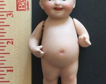 Vintage Bisque Baby Doll