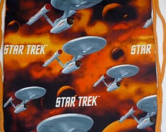 Star Trek Enterprise solar: Backpack/tote