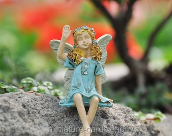 Fairy Penelope for Miniature Garden, Fairy Garden,