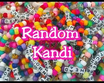 Random Kandi Bracelets - Set of 10