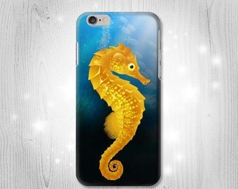 Seahorse Underwater World Case iPhone X 8 8 Plus 7 6 5 SE Samsung Galaxy S8 S8+ S7 Edge S6 S5 Note J7 J3 A5 Asus Google Pixel HTC