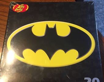 Jelly Belly 20 Flavors Batman Gift Box