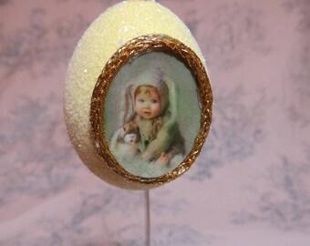 art in egg