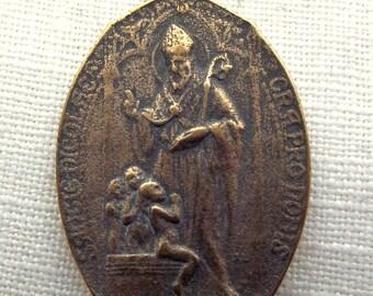 Bronze St. Nicholas Medal VP823
