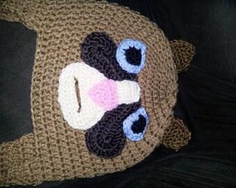 Grumpy Cat Inspired Hat