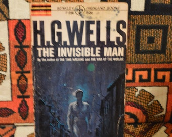 H.G. Wells The Invisible Man