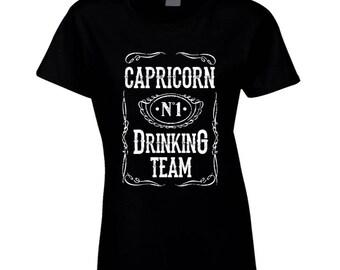 Capricorn Shirt Capricorn TShirt Capricorn T Shirt Capricorn Tee Capricorn T-Shirt Capricorn Gift Capricorn Zodiac Capricorn Birthday TShirt