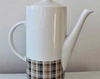 Harmony House Fine China Highlander Pitcher Tea Pot