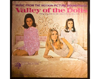 Glittered Valley of the Dolls Soundtrack Album