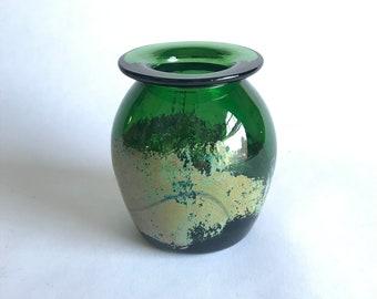 Green Mount Saint Helens Ash Vase