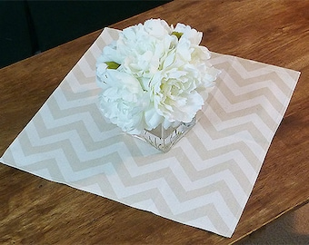 wedding table topper square