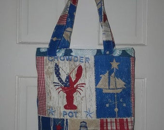 Tote Sea Bag