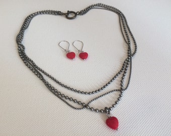 So In Love Jewelry Set