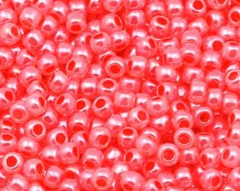 11/0 TOHO beads * Ceylon Tomato Soup *-TR-11-906-beads, 2.2 mm-10 g