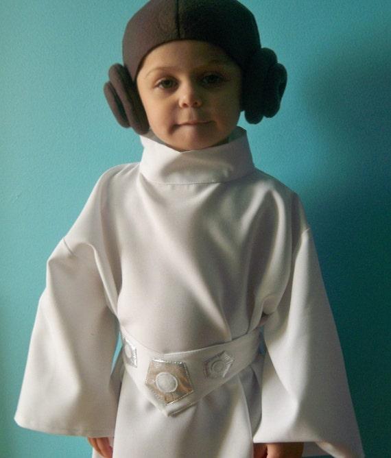 sc 1 st  Etsy & Princess Leia Costume Star Wars Female Costume Infant Sizes