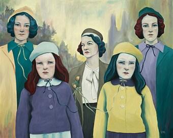 Mothers Day - Fine Art Print