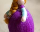 Mimi, Wool fairy tale, Wa...