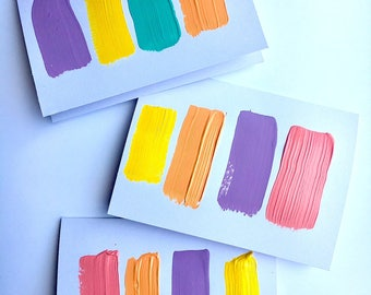 Note Card Set, Blank Note Cards, Thank You Cards, Thinking Of You Cards, Cool Gift