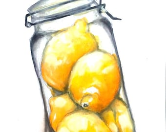 Trapped In A Life Full Of Lemons (4th March 2018)
