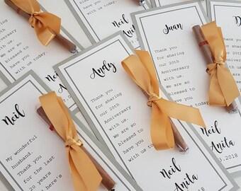Cigar Card Gift, Personalised Card,Groomsmen Gift, Best Man Gift, Usher Gift, Wedding Proposal, Wedding Thank You Gift, Unique Groom Gift